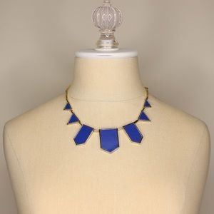 Royal blue House of Harlow necklace 💙✨